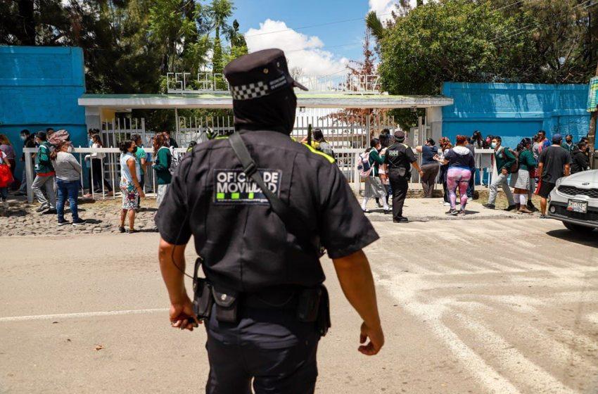 Brinda Municipio de Querétaro apoyo a escuelas en su regreso a clases