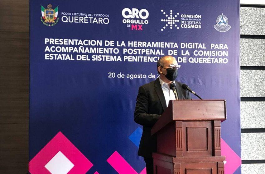 Desarrollan app para apoyar a la reinserción de personas privadas de su libertad en Querétaro