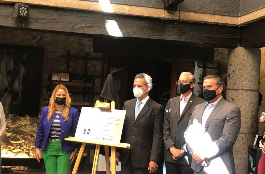 Secult y restaurante El Caserío conmemoran papel de Hacienda Casa Blanca en Guerra de Independencia