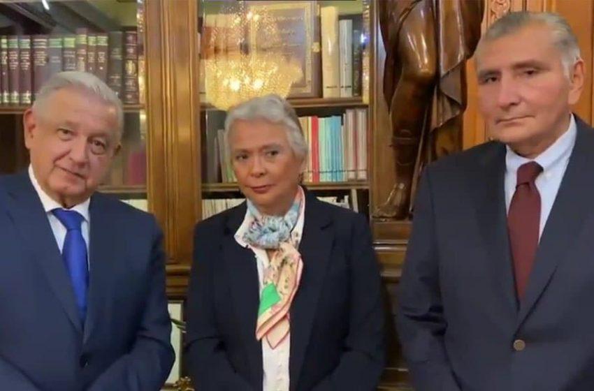 Gobernador de Tabasco entrará como relevo de Sánchez Cordero a Segob