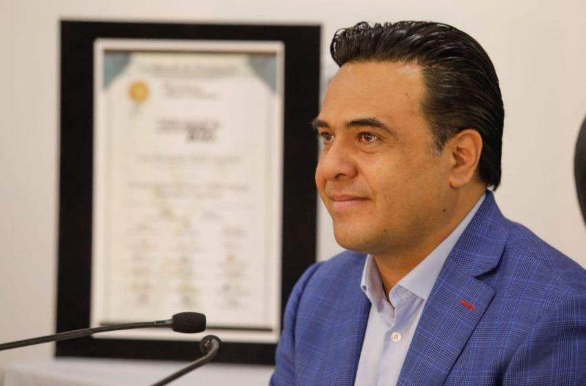 Recibe municipio de Querétaro 'Premio a la Gestión Integral Municipal'