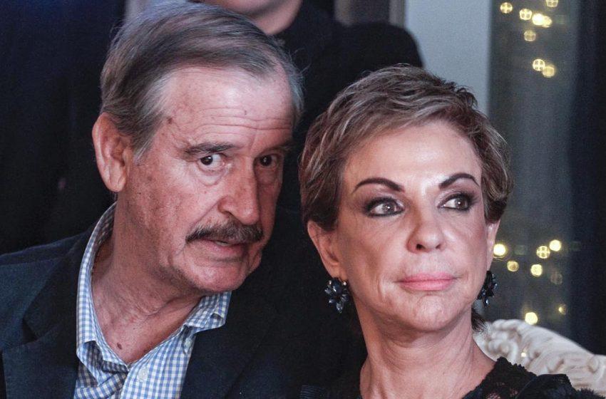 Desea AMLO a Fox y Marta Sahagún una pronta recuperación