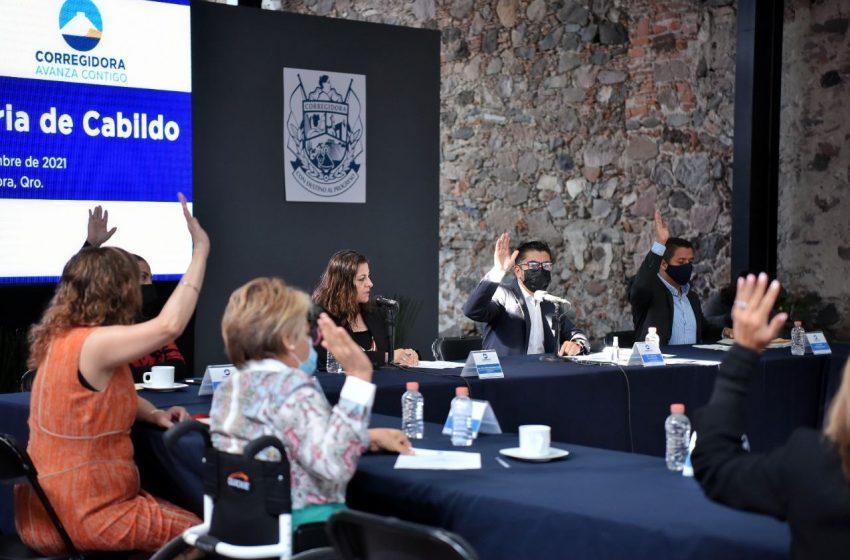 Aprueba Cabildo de Corregidora convertir el Instituto de la Mujer en Secretaría