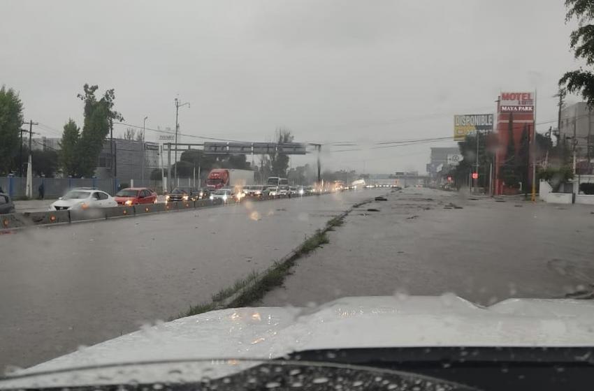 Continúan lluvias en Querétaro, autoridades invitan a tomar precauciones