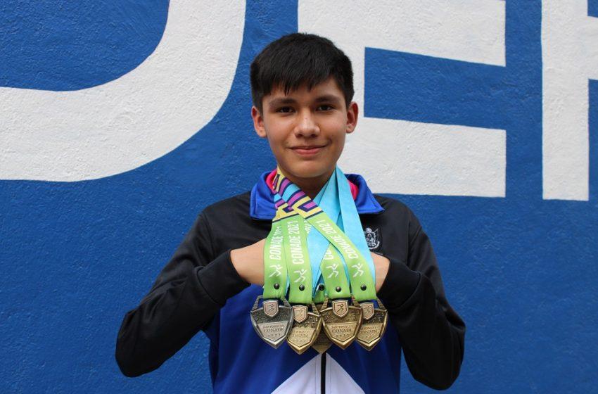 Ajedrecistas queretanos ganan 7 medallas en Juegos Nacionales Conade