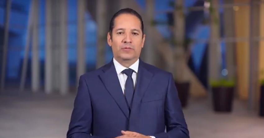 """""""Se baja"""" Pancho Domínguez de la contienda por la presidencia nacional del PAN"""