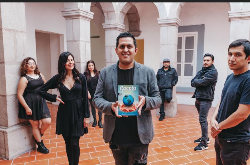 Gaceta UAQ, finalista del Premio Nacional Diseña México