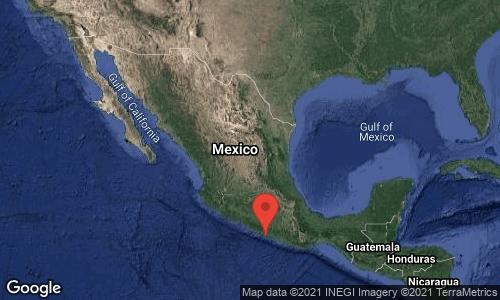 Se activa alerta en la CDMX tras sismo de 6.9 al sureste de Acapulco