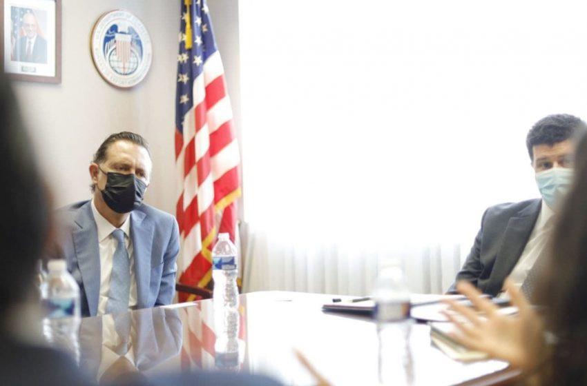 Termina Kuri gira por Estados Unidos, destaca potencial de Querétaro para los inversores