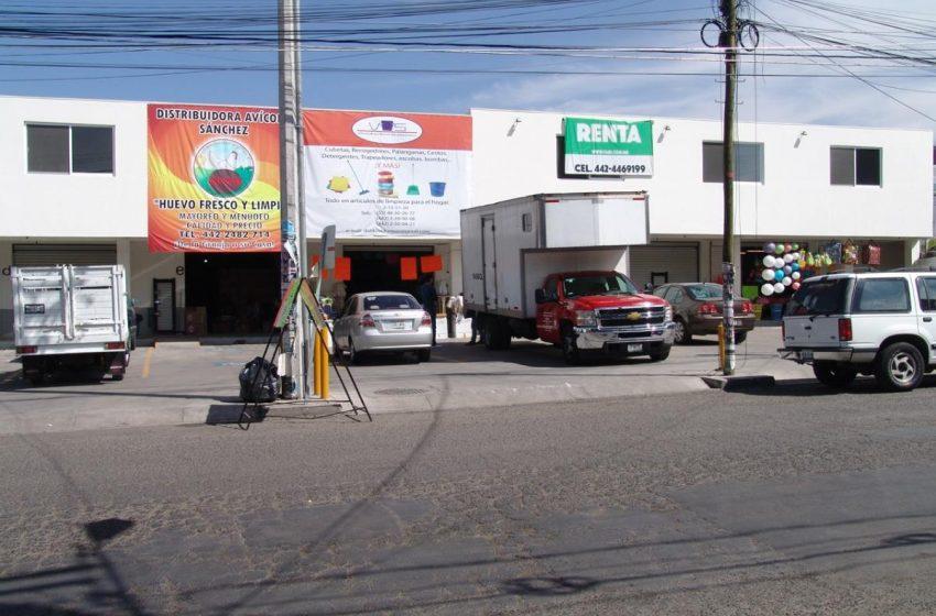 Beneficia municipio de Querétaro a 123 comerciantes de la Central de Abastos