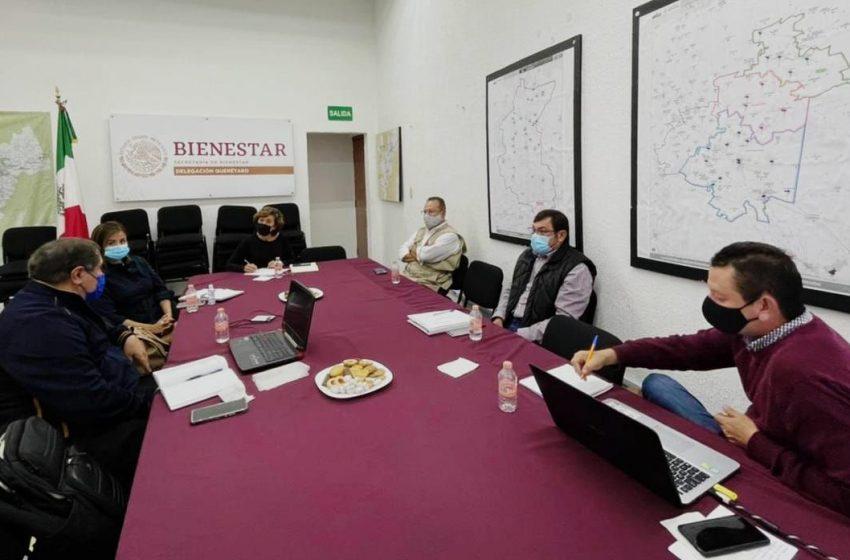 Dependencias federales y Bienestar Querétaro establecen rutas de cooperación en proyectos ambientales