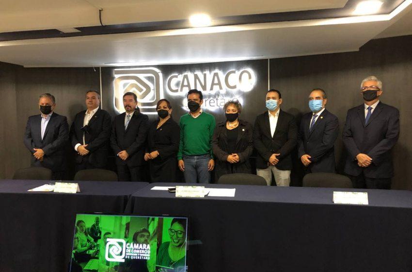 Lanza Canaco proyecto digital para apoyar en reactivación de mipymes