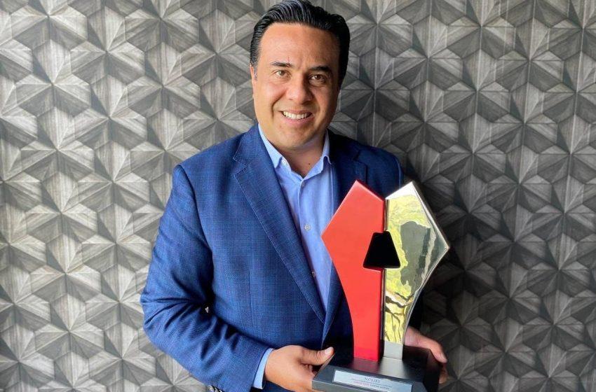 Reconocen a Luis Nava como uno de los alcaldes con mejores prácticas a nivel nacional