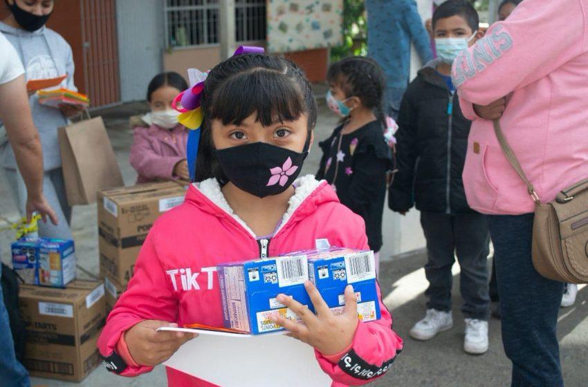Complejos Residenciales apoya la educación de San Miguelito
