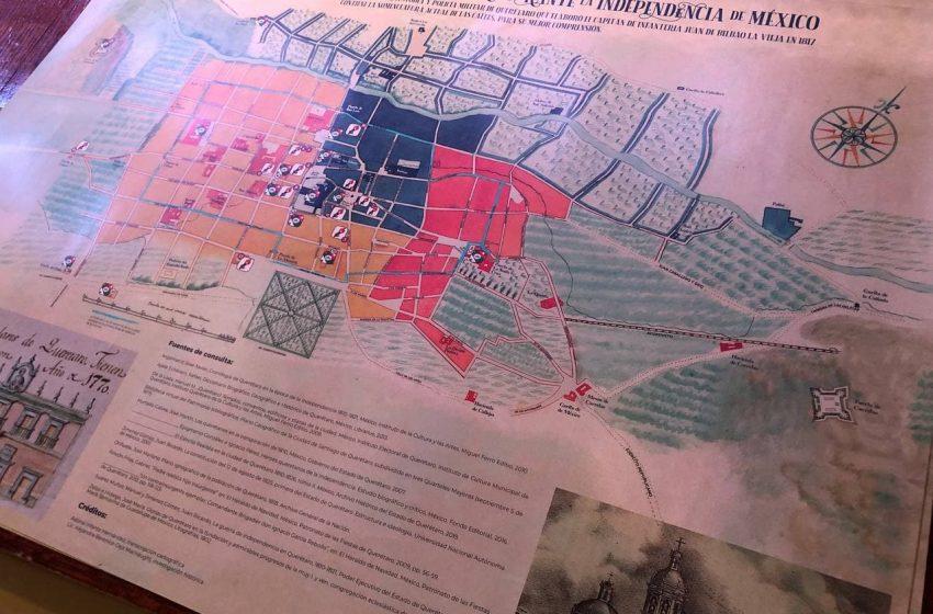 Secult lanza guía con más de 28 lugares históricos en Querétaro