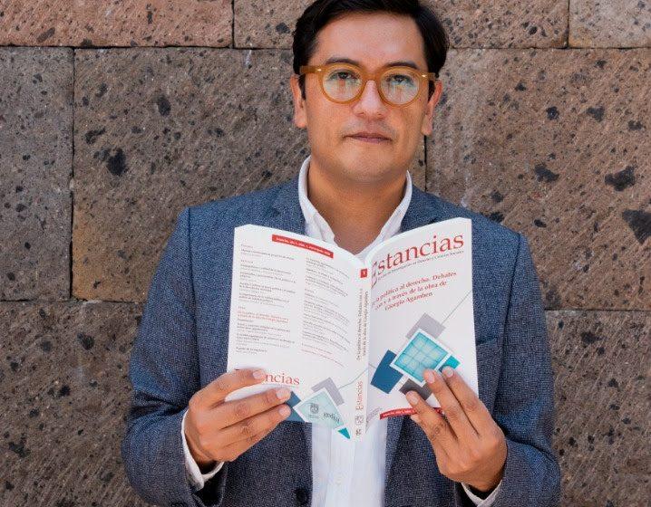 Publican 'Estancias', revista de Investigación de la Facultad de Derecho de la UAQ