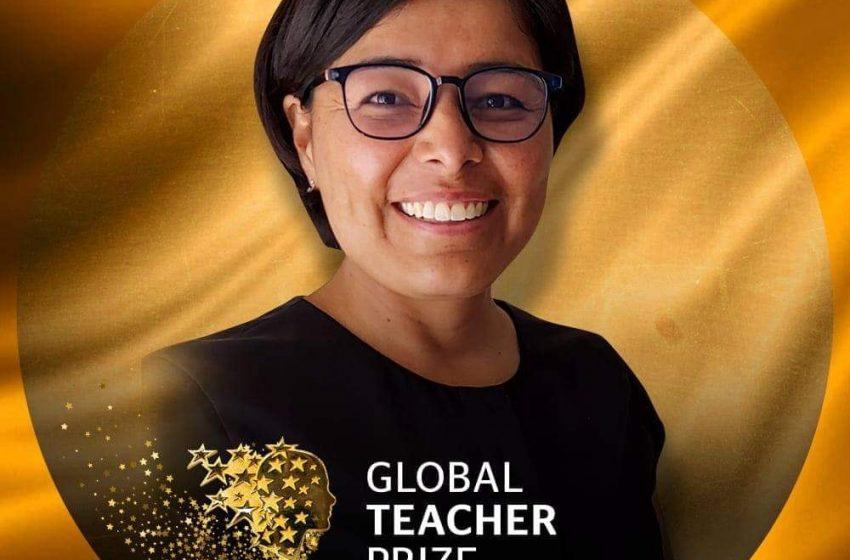 Queretana es nominada entre los 10 mejores docentes del mundo