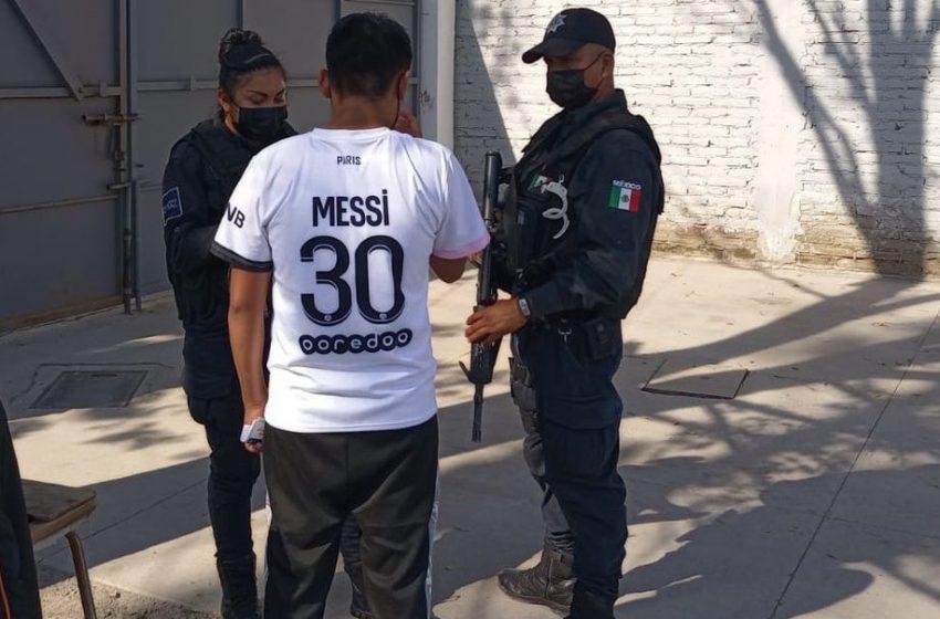 Evitan policías de Pedro Escobedo extorsión a menor