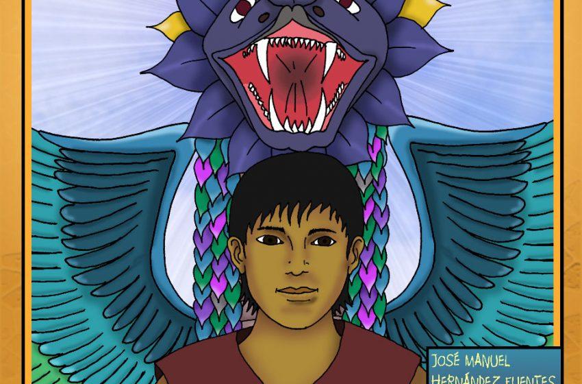 Egresado UAQ gana concurso de historieta en lenguas indígenas del INALI