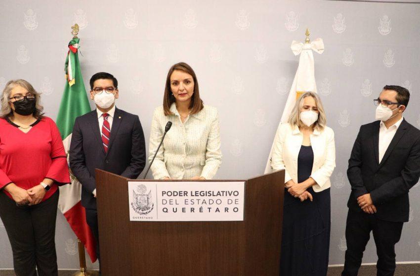 Diputada Ana Paola López presenta iniciativa para ayudar a profesores a identificar riesgos en salud mental
