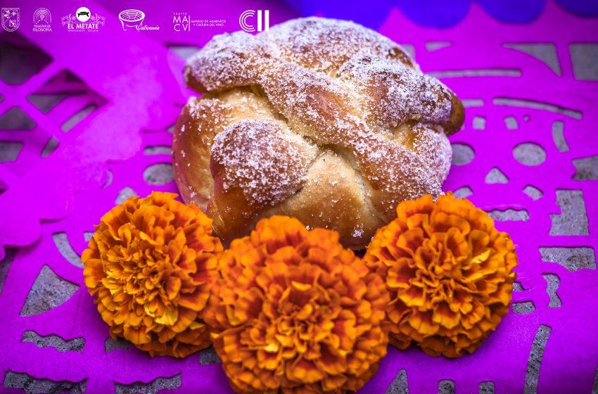 Invita la UAQ al curso de elaboración de Pan de Muerto tradicional
