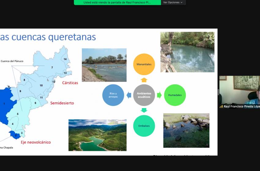 Realiza UAQ Foro Universitario de Sustentabilidad y Agua